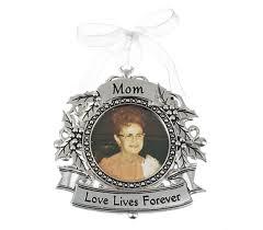 in loving memory ornaments mom in loving memory christmas ornament