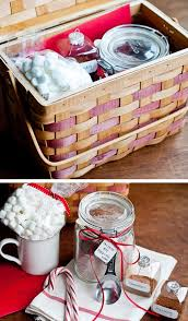 gift baskets for couples 44 diy gift basket ideas for christmas