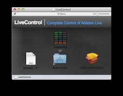 touchosc controlling ableton live in osx 6 steps