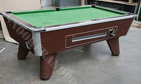 7ft pool table for sale 7ft supreme reconditioned pool table snookerandpool co uk