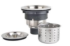 Kitchen Sink Plugs - kitchen sink drain assembly sink drain plug kitchen sink basket