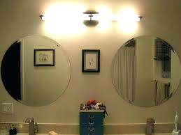 Bathroom Mirror Light Fixtures Bathroom Mirror Cabinets At Home How To Replace A Bathroom Light Fixture