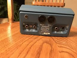 hi i am looking to sale a sanderson accu tuner ii along with