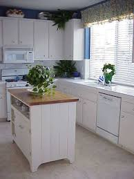 How To Build A Small Kitchen Island Small Kitchen Island On Decor