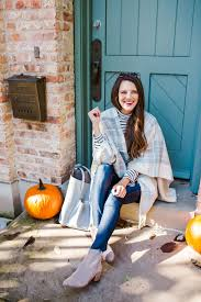 7 casual thanksgiving ideas ponchos poncho and