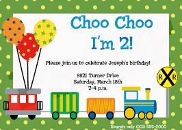 train birthday invitations free templates free invitations ideas