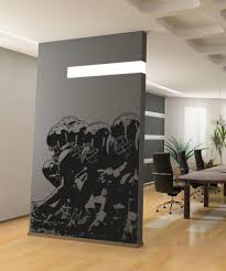 vinyl wall decal sticker football lineup 5086
