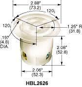 product datasheet hbl2626