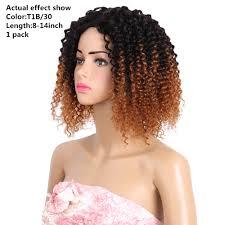 jheri curl weave hair aliexpress com buy 8 14inch jerry curl weave hair extensions