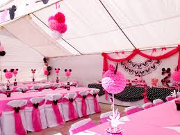 Barbie Themed Baby Shower by Minnie Mouse Theme Party Minnie Mouse Pinterest Minnie Mouse