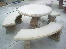 round cement picnic tables cement picnic table cement bench in park cement picnic tables round
