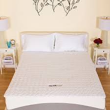 Mattress Protector Bed Bath And Beyond Chilipad Cooling And Heating Single Zone Split Mattress Pad Bed