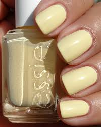 essie u0027s u0027barbuda banana u0027 after mollye u0027s wedding i find the polish