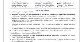 restaurant manager resume accomplishments restaurant u0026 bar resume