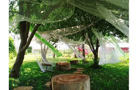 Backyard Play Forts by How To Set Up Natural Play Spaces In Your Back Yard Modern