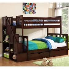 Bunk Beds With Bookcase Headboards Bookcase Bunk Bed Foter