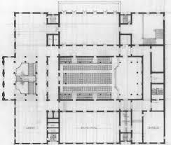 disney concert hall floor plan nivel 2 planimetria drawings