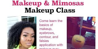 makeup and mimosas makeup class by royal tickets dates