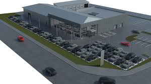 audi dealership work begins on 2m revamp of lincoln audi dealership