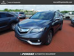 pre owned 2018 acura rdx awd w advance pkg suv in fayetteville