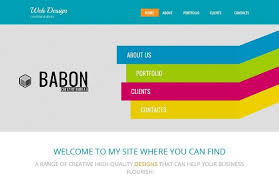 35 best free responsive html5 css3 website templates