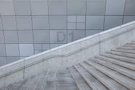 level d1 concrete staircase photo by tobias van schneider