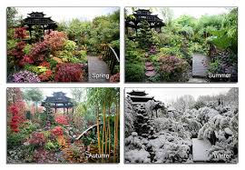 that amazing four seasons garden in england a gallery on flickr