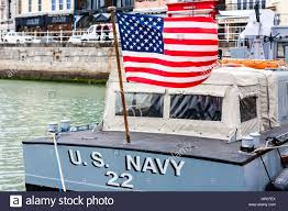 Navy Flag Meanings England Ramsgate Stern With Us Navy P22 Logo And American Flag