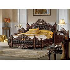 Traditional Bedroom Furniture Manufacturers - mahogany bedroom set indonesian furniture manufacturers