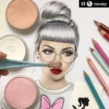 makeup artist sketchbook maskerart maskerart instagram photos and