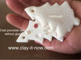 cold porcelain without glue it s better than saltdough