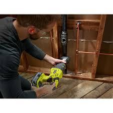 Ryobi Portable Flooring Saw ryobi one 18 volt cordless reciprocating saw p516 check back