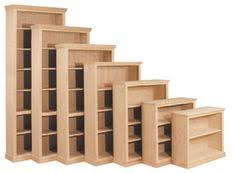 Unfinished Furniture Bookshelves by Arthurwbrown Shaker Bookcase Finish Café Size 60