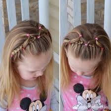 hairstyles with one elastic cute braided hairstyle lace braid and elastic headband
