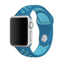 apple watch light blue n sport band for apple watch 38mm 42mm 12 colors available anhem