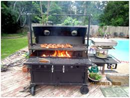Backyard Brand Grills Texas Bbq Pits Mobile Grills Wood Smokers Bbqpits Com