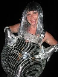 Halloween Disco Costumes Mirrored Disco Ball Halloween Costume Diy Mirror Disco Ball