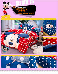 Mickey And Minnie Bed Set by Mickey Mouse Bed Covers Mickey Mouse Invitations Templates