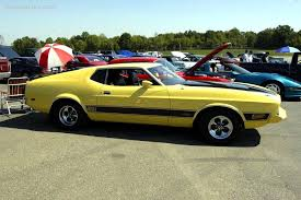 1972 mustang mach 1 value auction results and data for 1973 ford mustang mach 1 branson