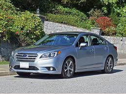 subaru legacy custom 2015 2015 subaru legacy 3 6r limited road test review carcostcanada