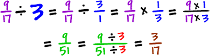 dividing a whole number by a fraction division with fractions and whole numbers coolmath4kids