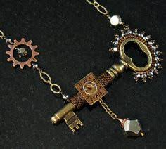 30 intricate cryptic key designs key necklace emperor and key