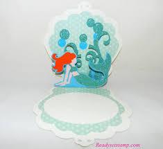 mermaid card youtube