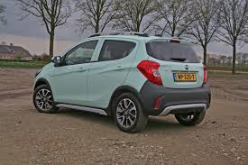 opel karl 2015 opel karl rocks automotive car news