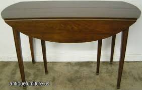 Henkel Harris Desk Antique Henkel Harris Drop Leaf Dining Table At Antique Furniture Us