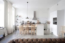 cuisine sejour une cuisine ouverte sur le séjour