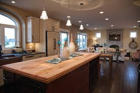 open plan kitchen living room ideas open concept kitchen living