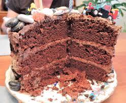 geology themed chocolate birthday cake u2013 raspberrythriller