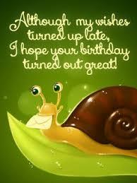 Meme Happy Birthday Card - belated cards free birthday cards כרטיסי התיחסות pinterest