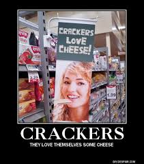 Cracker Memes - cheese and crackers by scarecrow113 on deviantart